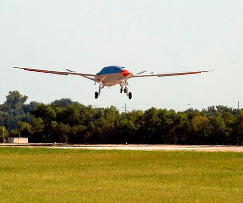 Boeing MQ-25Unmanned Aerial Refueler Completes First Test Flight