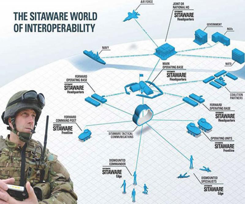 British Army's 3rd Division Selects Systematic's SitaWare Headquarters