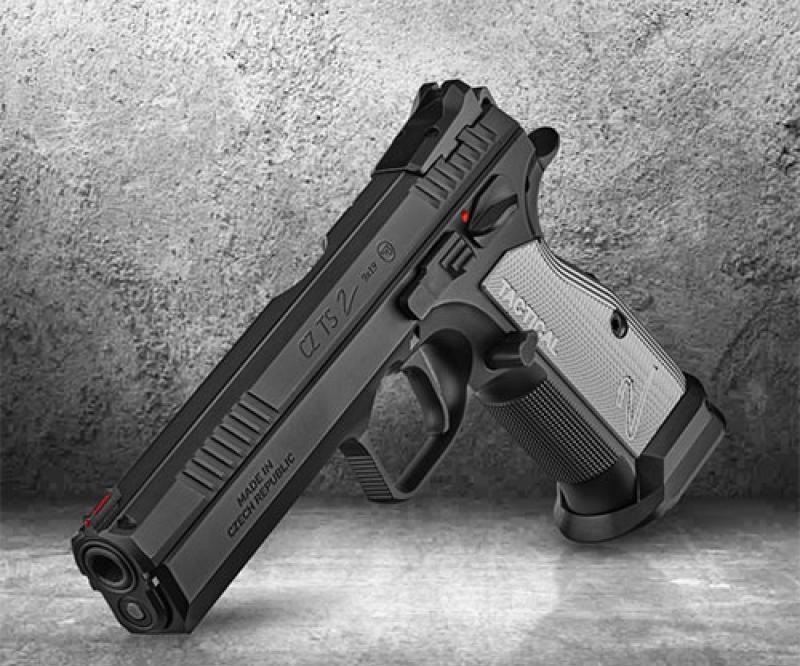 CZ Launches New Sport Pistol Series