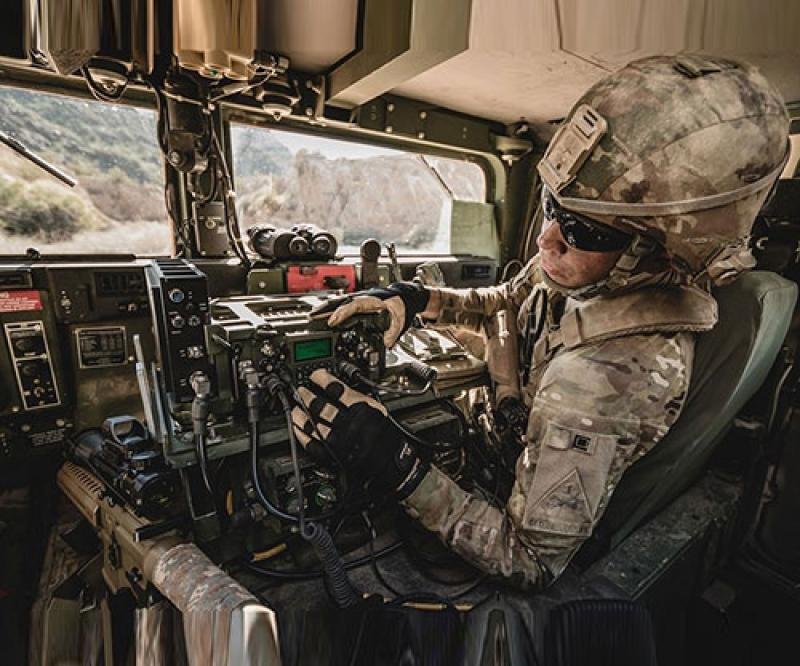 Collins Aerospace Wins 8th US Army Order for HMS Manpack Radios