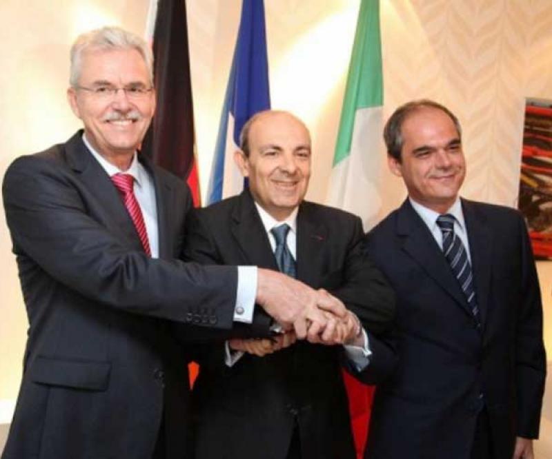 European MALE RPAS Program Takes Off