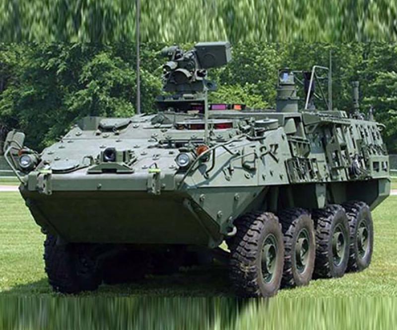 FLIR Wins Contract for US Army's NBC Reconnaissance Vehicle Program
