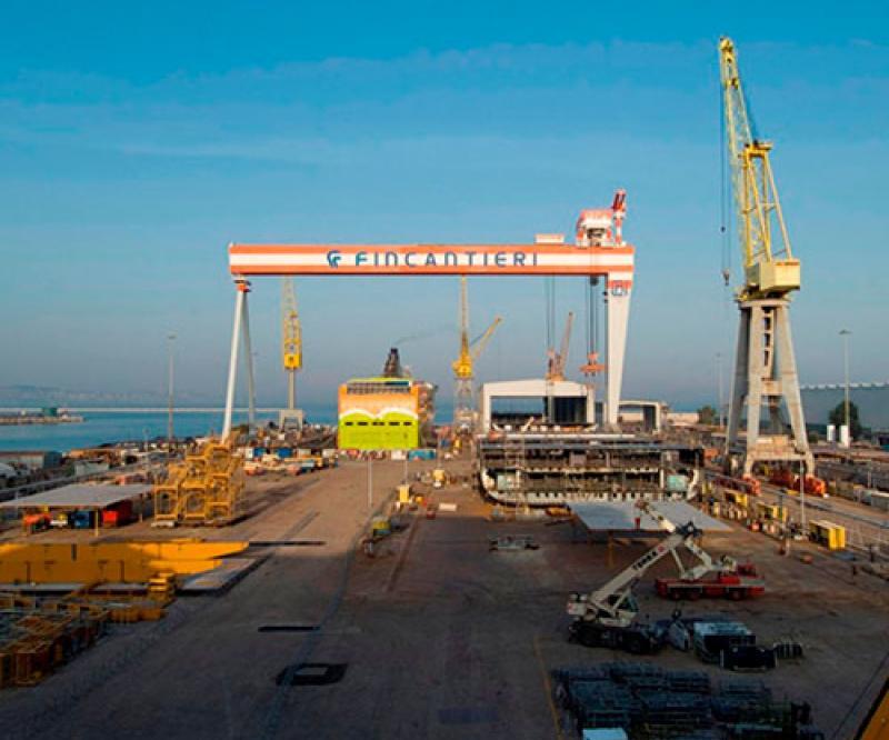 Fincantieri, Saipem Sign Deep-Seabed Mining Agreement