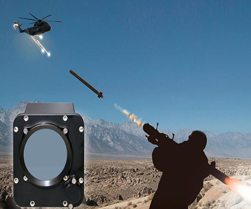 HENSOLDT's MILDS - Missile Launch Detection Sensors