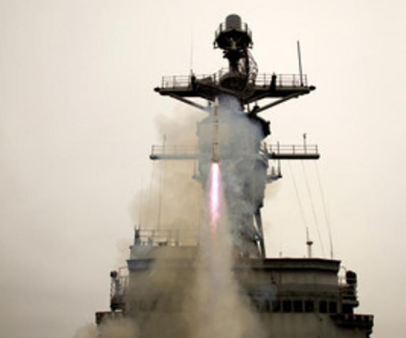 Initial Production Begins for Raytheon Evolved SeaSparrow Missiles
