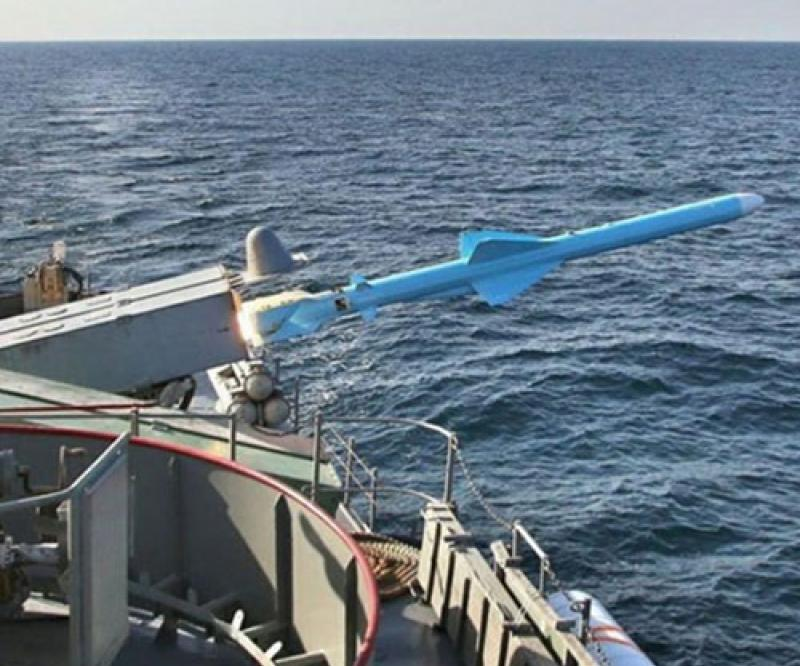 Iran Test-Fires New Cruise Missiles in Gulf of Oman