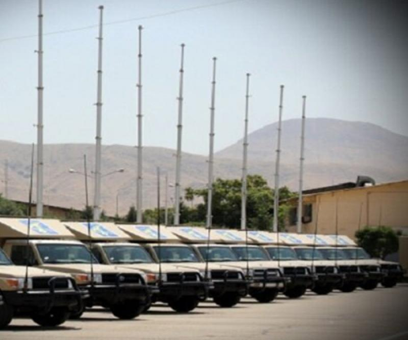Iran Unveils New Tactical Communication System