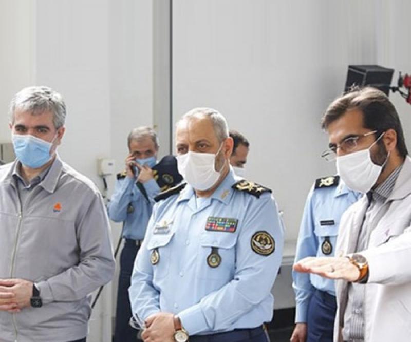Iranian Air Force, SAIPA Auto Maker to Co-Produce Drone Engines