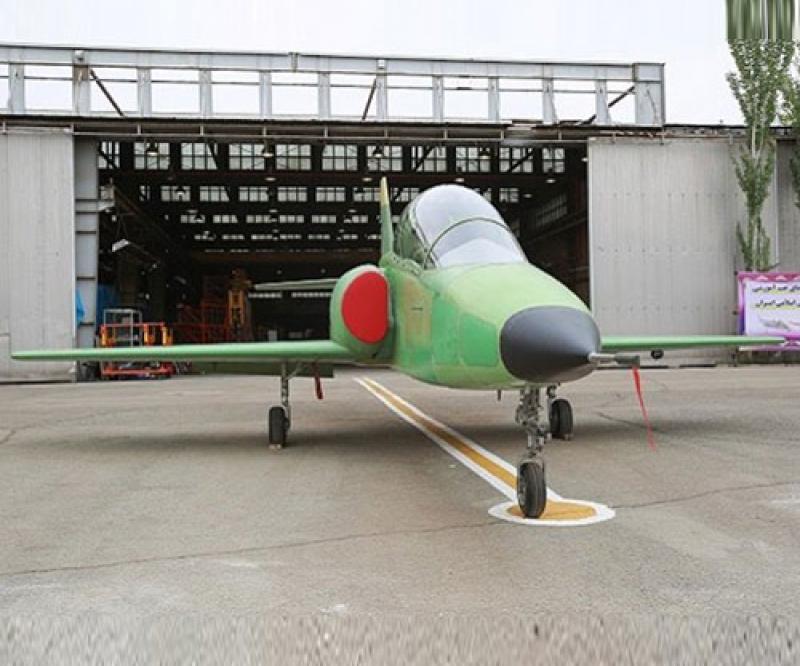 Iranian Army Receives 3 Kosar Jets