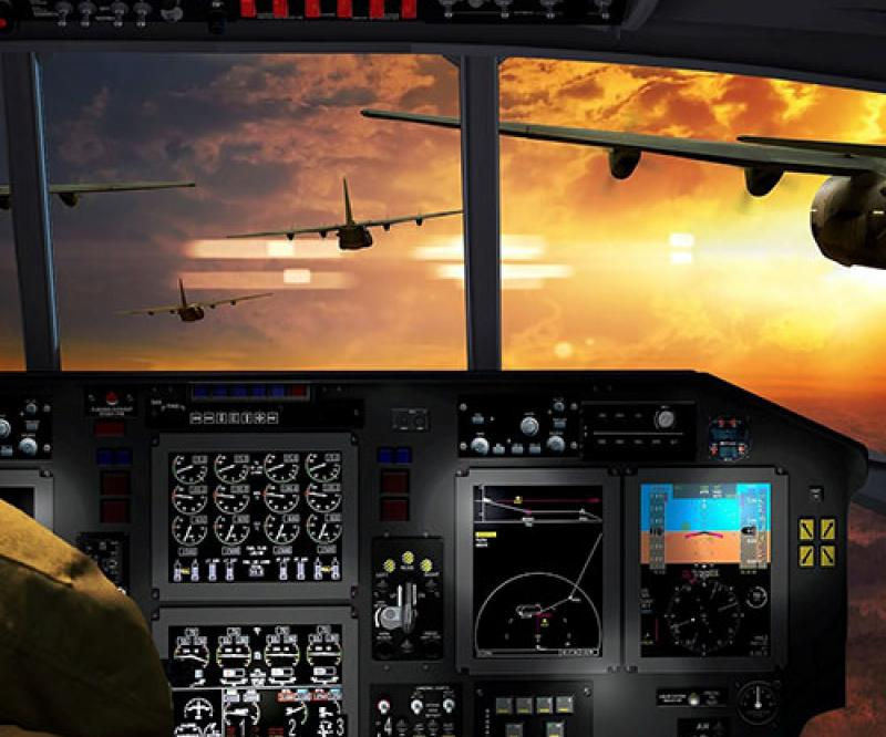 L3 to Modernize Avionics for U.S. Air Force C-130Hs