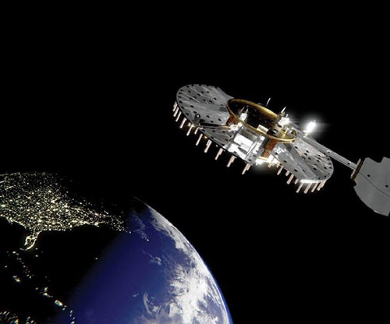 L3Harris Clears Critical Design Review for Experimental Satellite Navigation Program