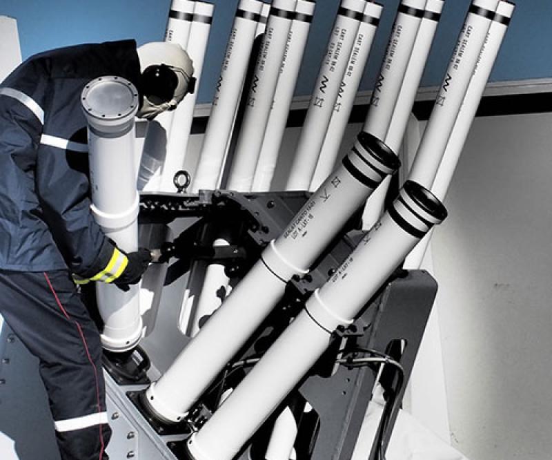 Leonardo, LACROIX to Cooperate in Naval Countermeasures Sector