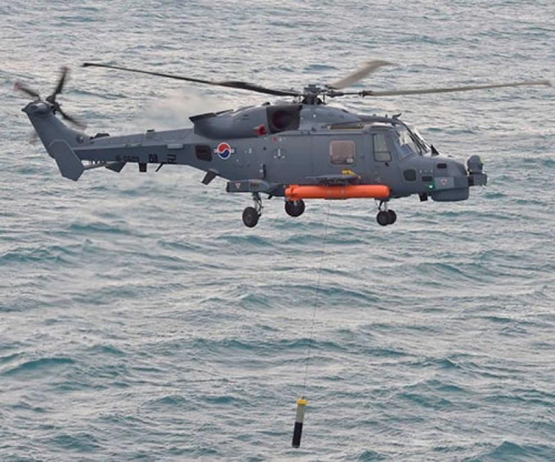 Leonardo Presents its Helicopters, Defense Electronics at Seoul ADEX 2019