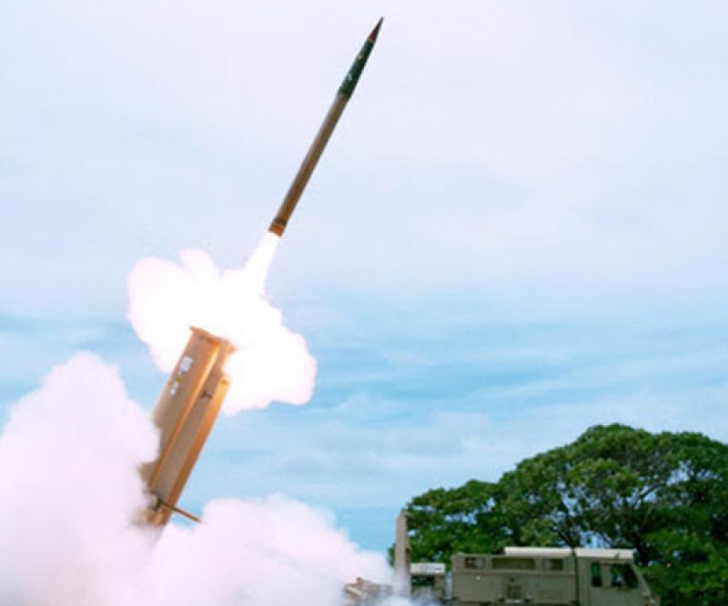 Lockheed Martin's THAAD System Demos Remote Launcher Capability
