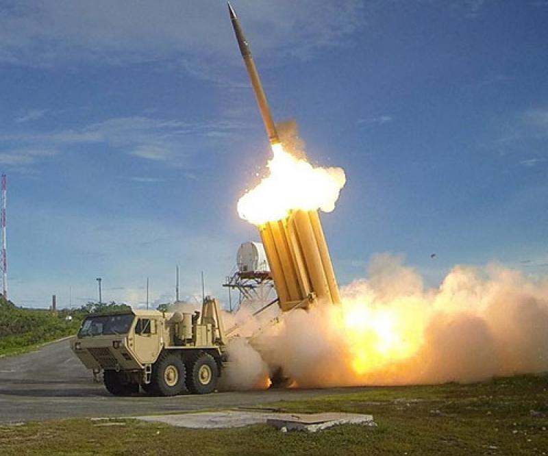 Lockheed Martin Wins Order for THAAD Interceptors, Partly Slated for Saudi Arabia