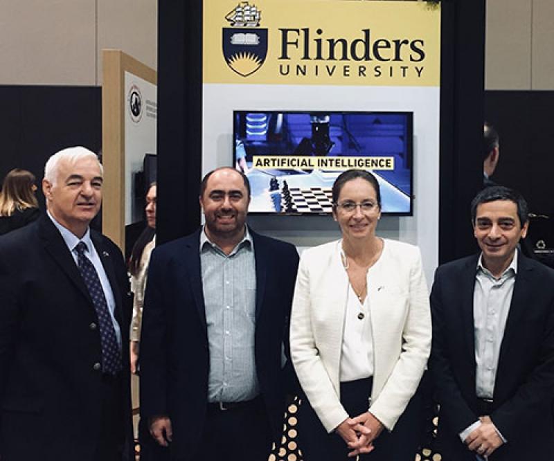 Naval Group Pacific, Flinders University Launch 'Industry 4.0' Partnership