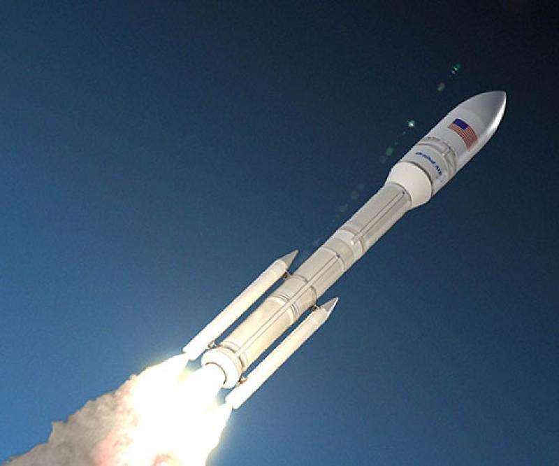 Northrop Grumman Completes First Stage Test for OmegA Rocket