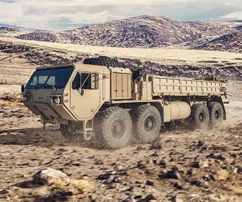 Oshkosh to Modernize Vehicles in US Army, US Army Reserve FHTV Fleets