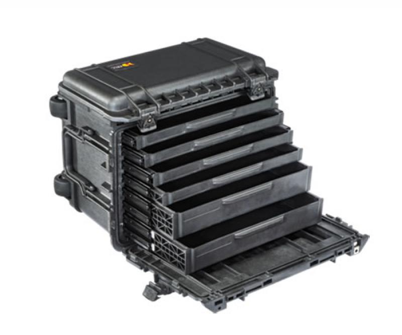 PELI Releases New Mobile 0450 Tool Chest GEN 2 with Robust Drawer
