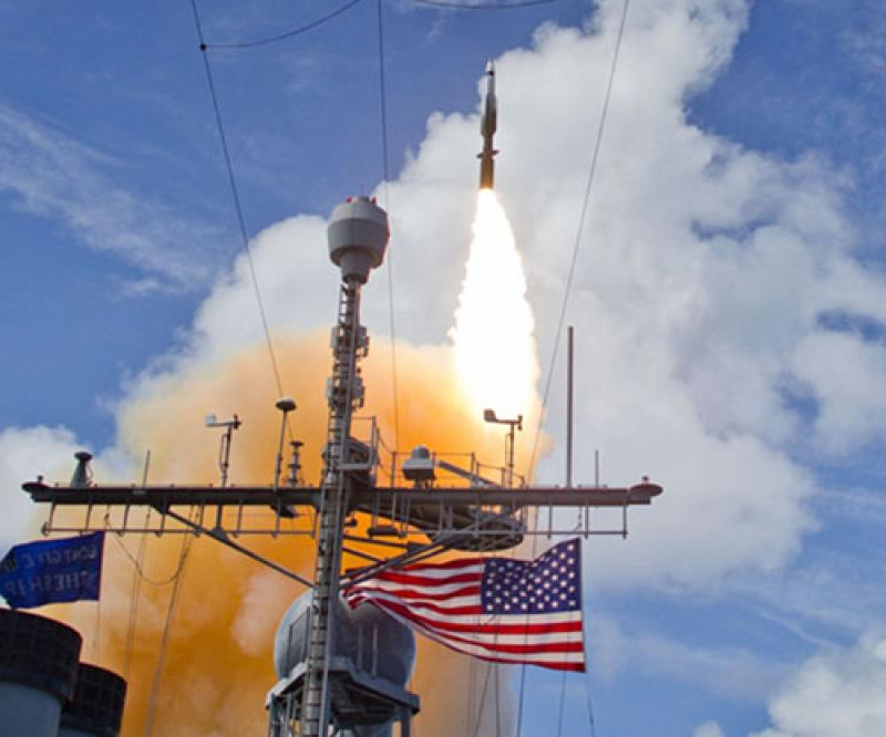 Raytheon, Missile Defense Agency Sign $2 Billion SM-3 Contract