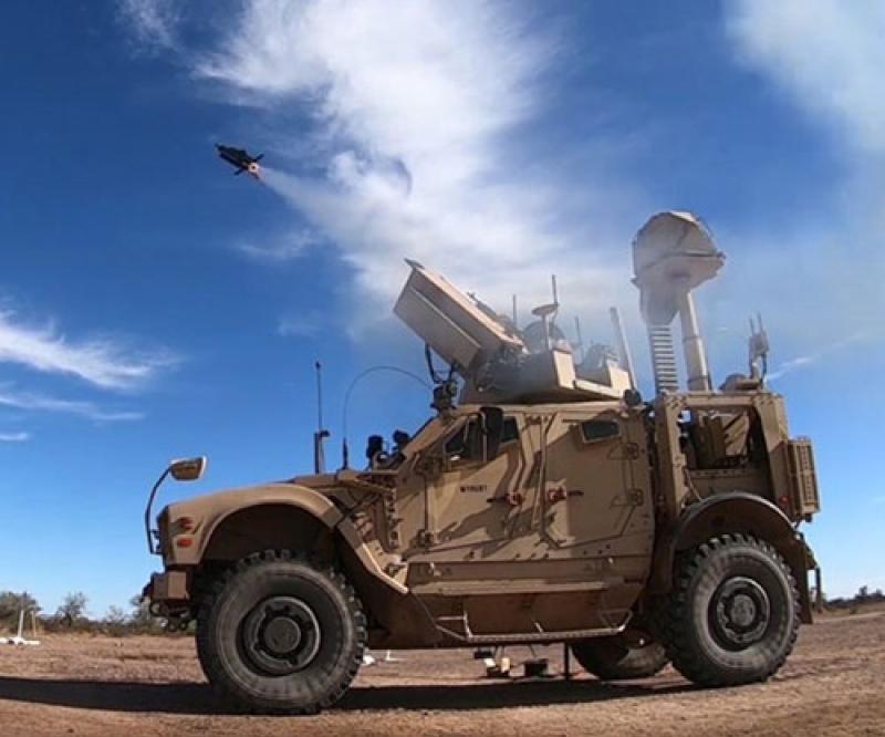 Raytheon's Coyote Block 2 Counter-Drone Weapon Approved for Int'l Sales