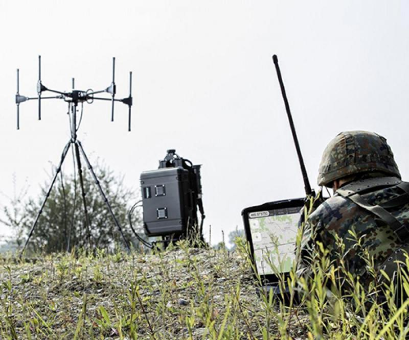 Rohde & Schwarz Fully Participates at DSEI 2019