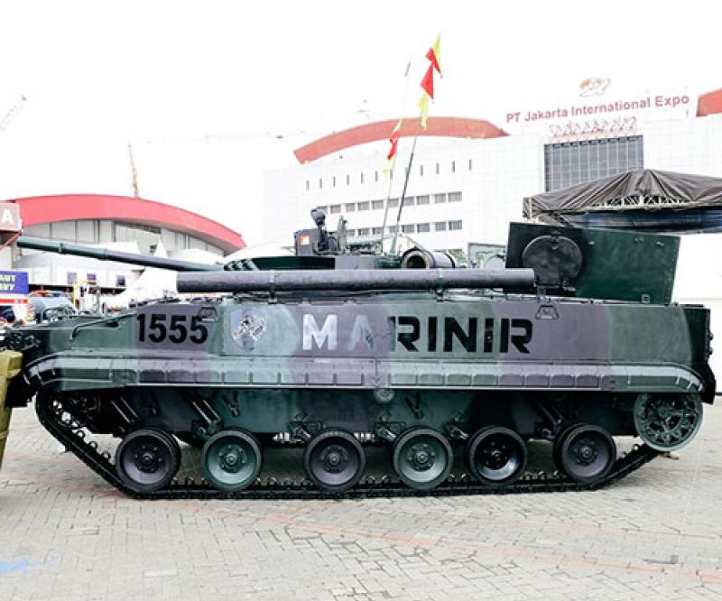Rosoboronexport Inks First Export Deal for BT-3F Armored Vehicles