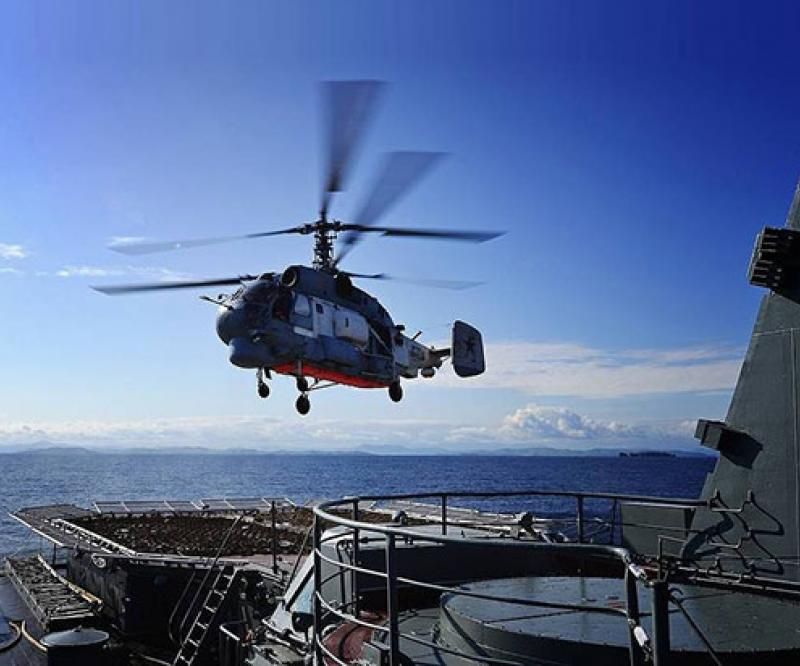 Russia, India Start 'Indra-2019' Joint Tri-Service Drills