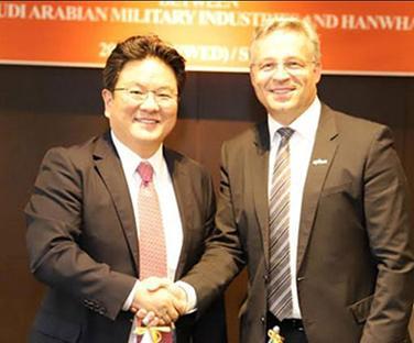 SAMI, South Korea's Hanwha to Launch JV in Saudi Arabia