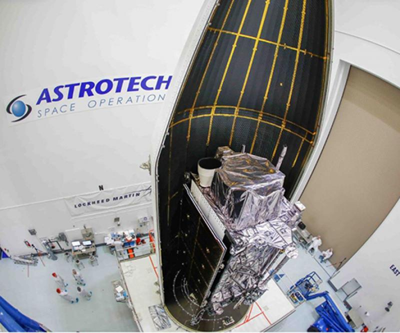 Second Lockheed Martin-Built GPS III Satellite Ready for July 25 Liftoff
