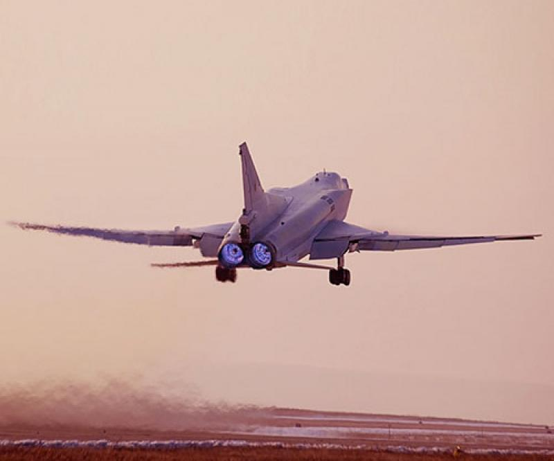 Second Upgraded Tupolev-22M3M Strategic Bomber Makes First Flight