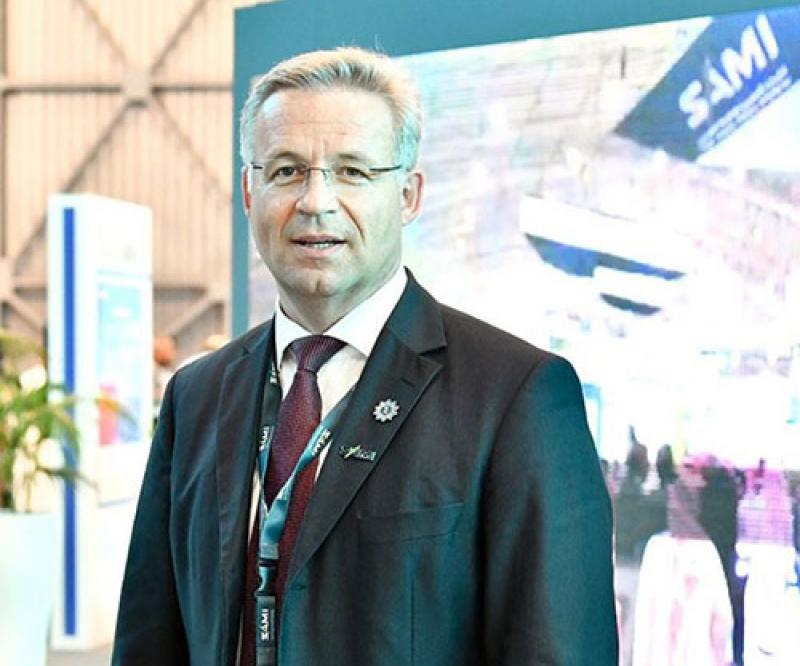 Titomic Names Ex CEO of Saudi Arabian Military Industries (SAMI) as Chairman