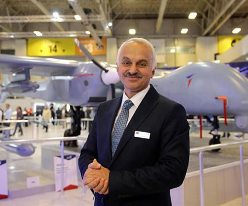 Turkish Aerospace Working on Supersonic UAV