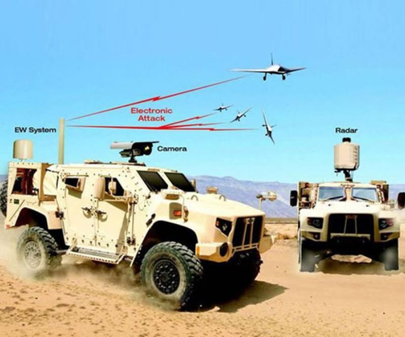 U.S. Army Extends Deal with SRC for Counter-Drone Technology