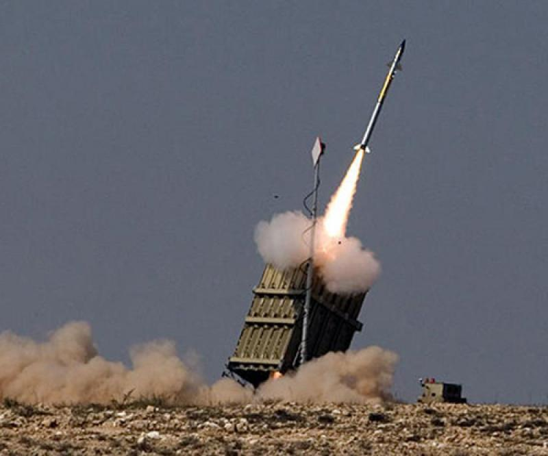 U.S. to Acquire American-Israeli Iron Dome System