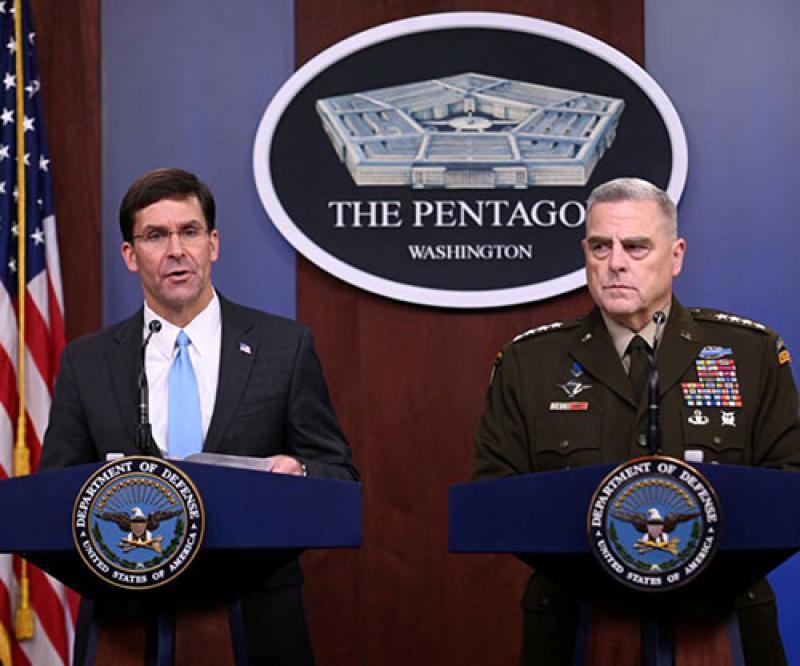 U.S. to Deploy More Troops, Equipment to Saudi Arabia