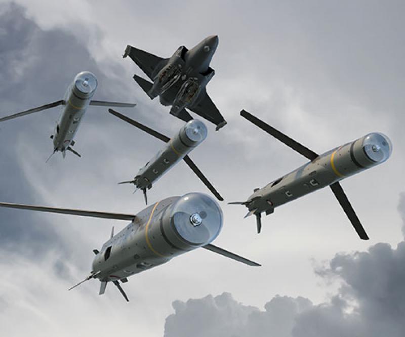UK Orders Production of MBDA's SPEAR Mini-Cruise Missile
