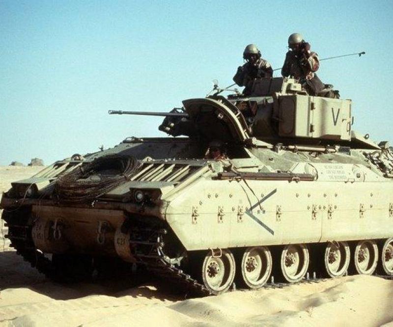 Kuwait plans $314m Infantry Vehicle Upgrade