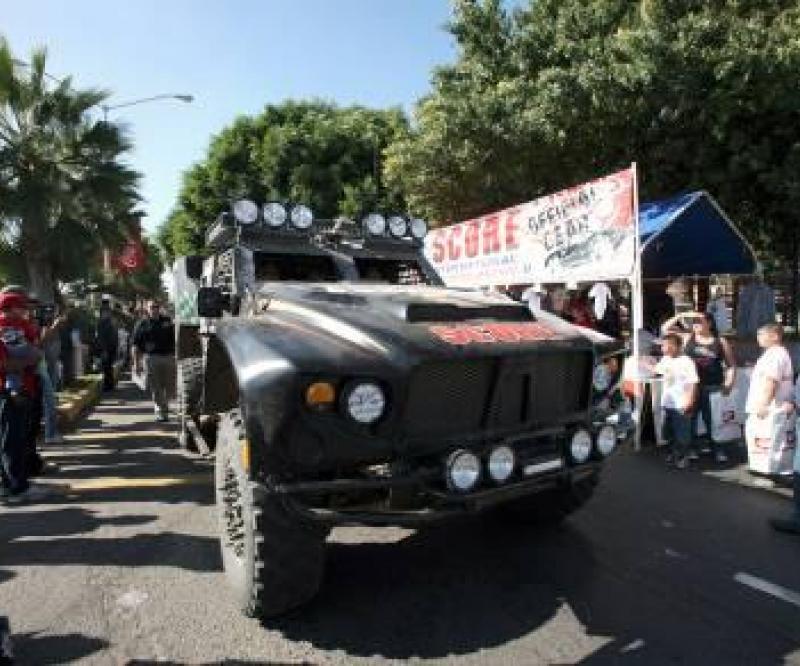 Oshkosh at the 43rd Tecate SCORE Baja 1000