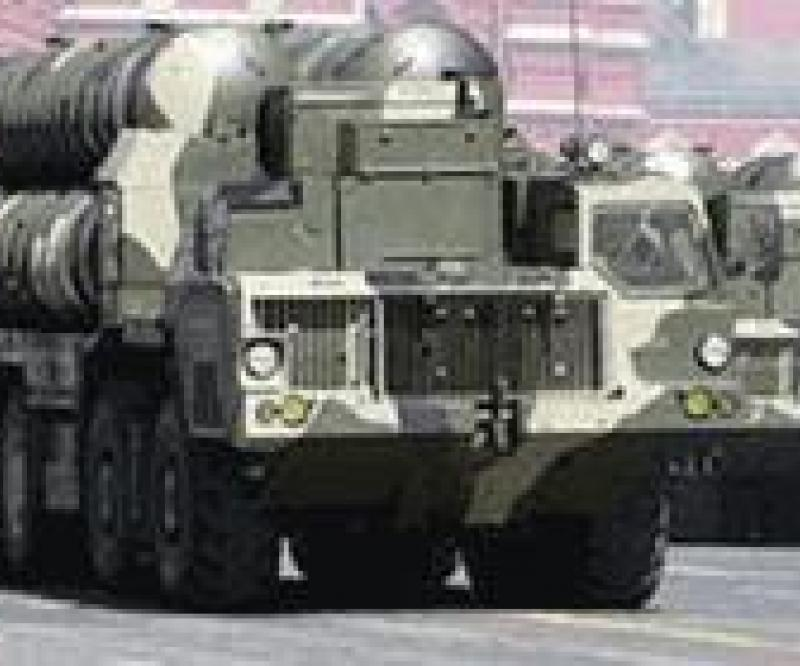 Iran Tests Own Version of S-300 Missile