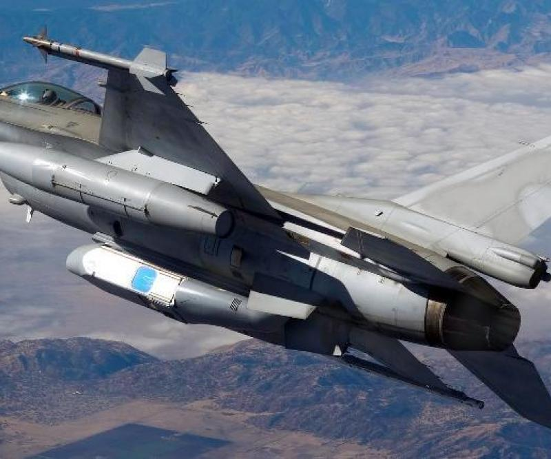 Egyptian Air Force Selects Goodrich DB-110
