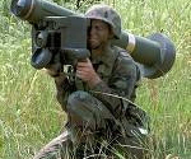 Saudi Arabia: 150 Javelin Missiles