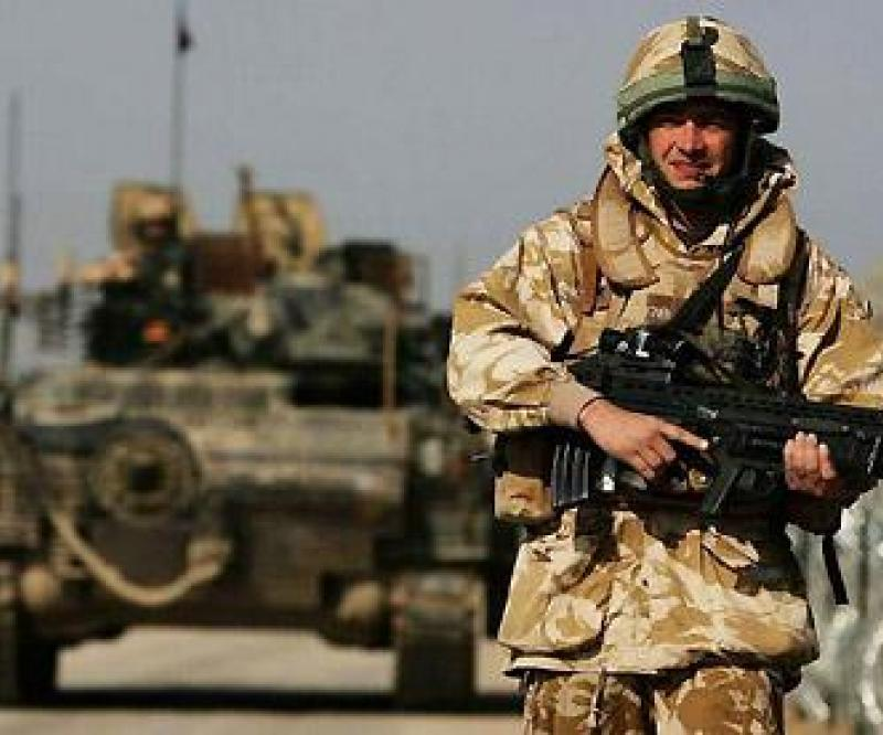 Britain ends troop presence in Iraq after six years