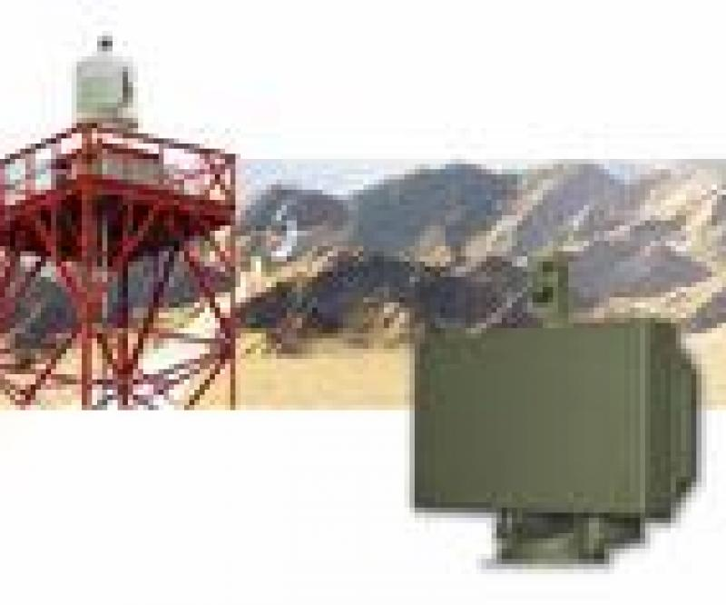 Cassidian's New SPEXER™ Security Radar