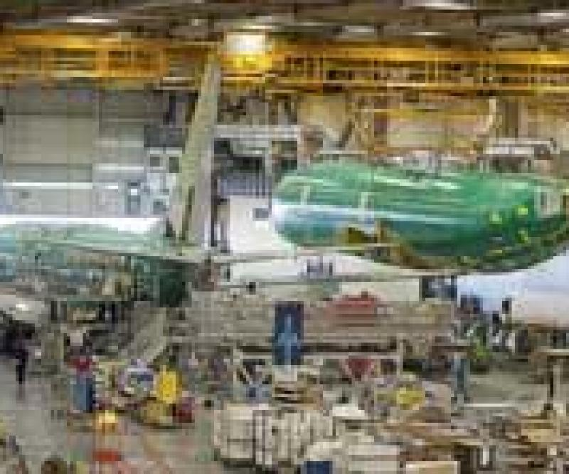 Boeing: Final Assembly of 1st P-8A Poseidon