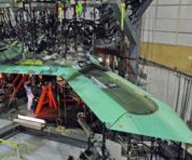 NGC: Structural Tests of 2nd X-47B Aircraft