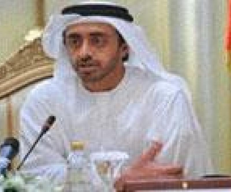"UAE: ""Arab World Facing New Challenges"""