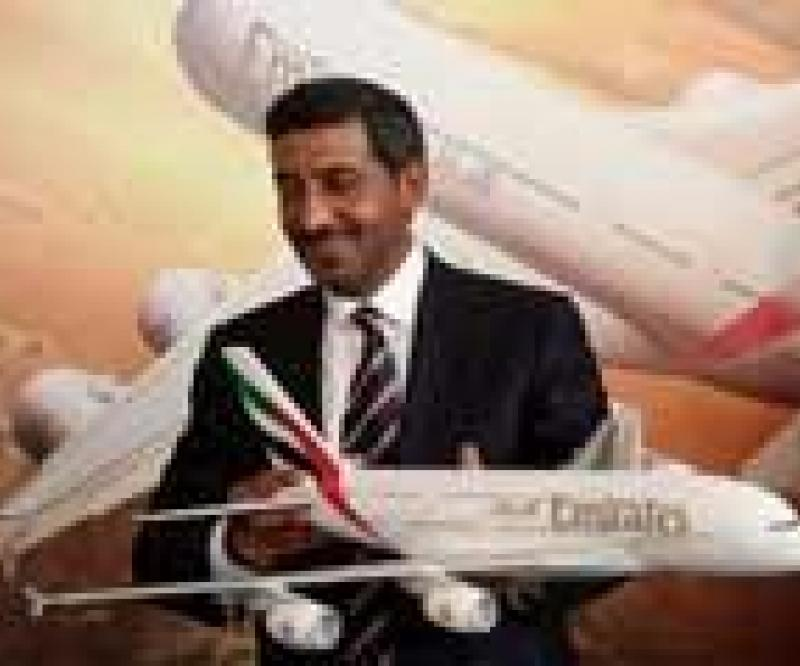 """Emirates Heading to """"Record Breaking"""" Year"""