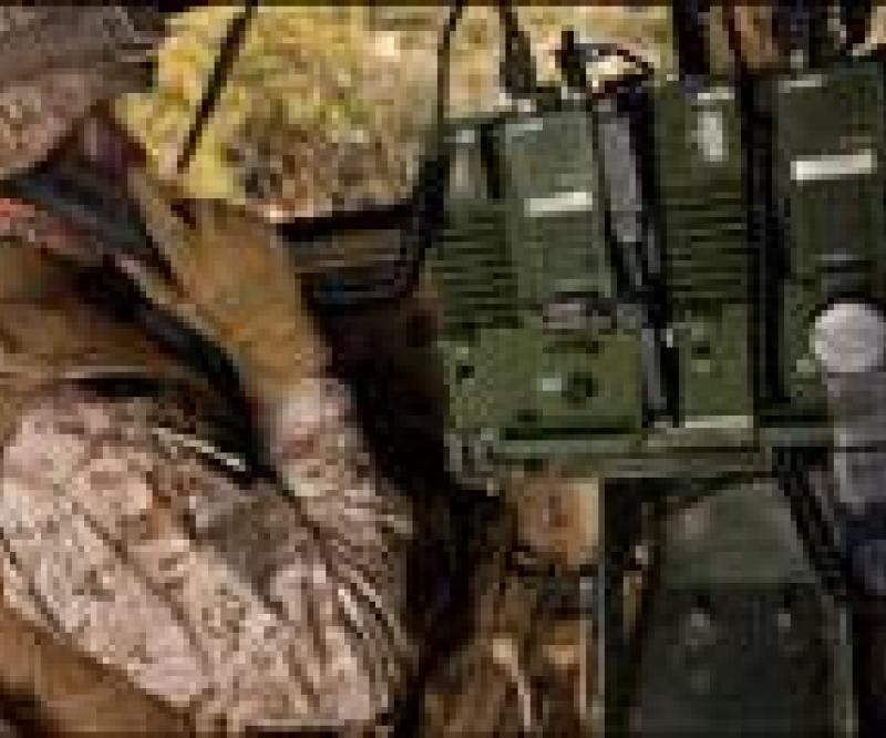 Harris: Falcon III Radios for MRAP Vehicles