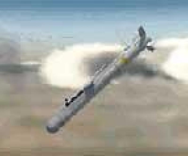 Raytheon's Small Diameter Bomb II Program